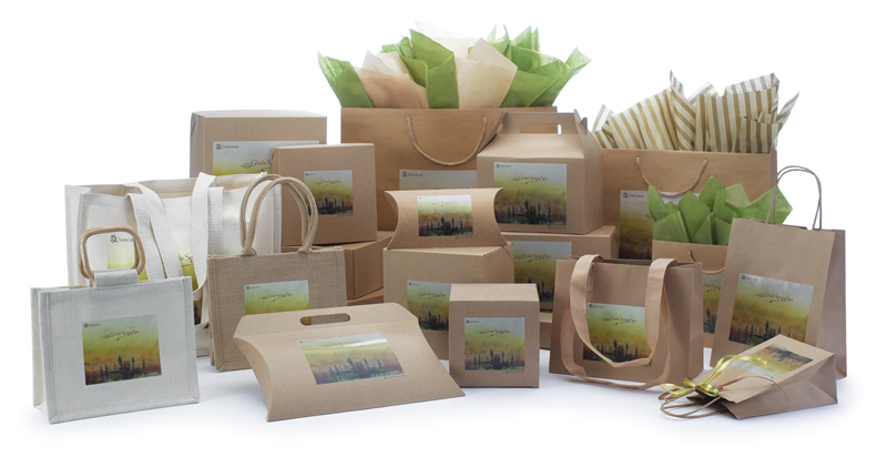 Eco Friendly Packaging The Premier Line Promotional